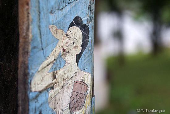 Sundang Island, detail