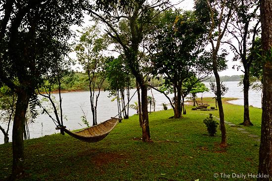 Sundang Island, hammock